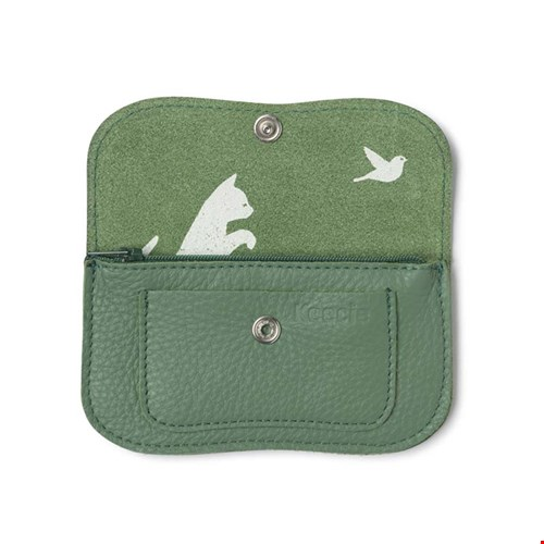 Cat Chase Small wallet